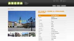 webdesign - Arepa