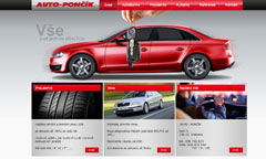webdesign - auto-poncik